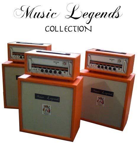 mini amp replica vintage