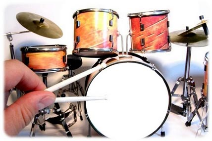 mini-drums