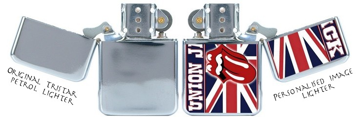 Tristar petrol lighter
